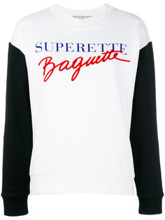 Supertte Baguette sweatshirt Être Cécile