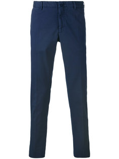 cropped tapered trousers Incotex