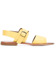 single buckle sandal Daniela Gregis