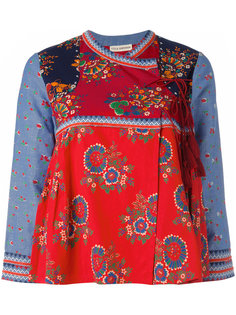 ULLA JOHNSON VASHTI501 PWK ??? Cotton/Linen/Flax Ulla Johnson