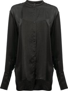 collarless shirt Ilaria Nistri