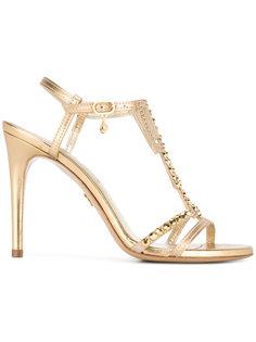 high heeled sandals Loriblu