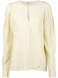 асимметричная блузка  Dorothee Schumacher