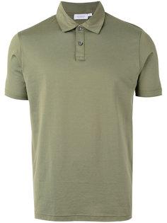 short sleeve polo shirt Sunspel