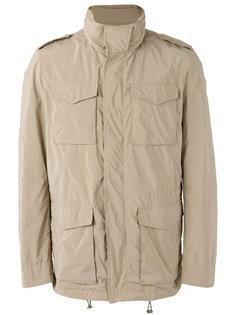 куртка с высоким воротом Herno