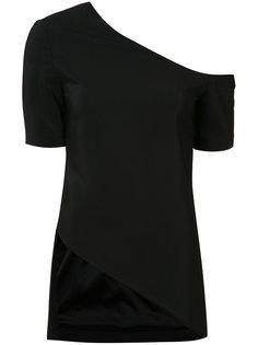 футболка с открытым плечом Rosetta Getty