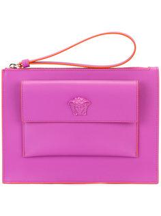 клатч с карманом Versace