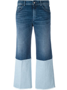 джинсы с контрастной отделкой The Seafarer