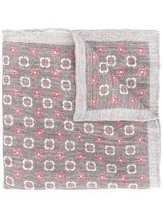 льняной платок с узором Eleventy