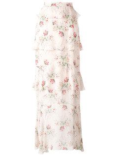 floral print skirt  Vilshenko