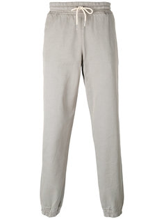 cuffed hem drawstring trousers Soulland