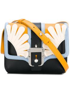 сумка с резным дизайном Paula Cademartori