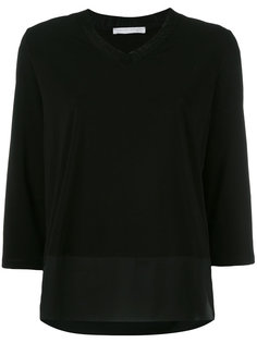 v-neck blouse  Fabiana Filippi