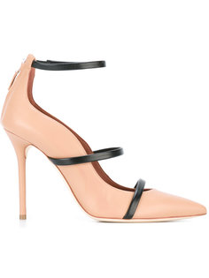 Robyn pumps Malone Souliers