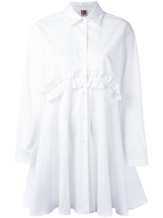frill front dress IM Isola Marras