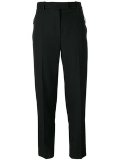 брюки с молнией сбоку Nina Ricci
