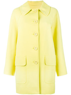 single breasted coat  Boutique Moschino
