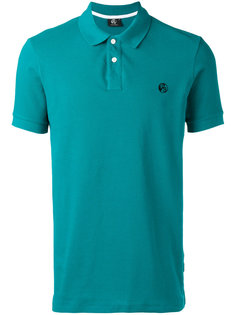 embroidered logo polo shirt  Ps By Paul Smith