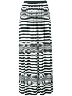 длинная юбка в полоску IM Isola Marras