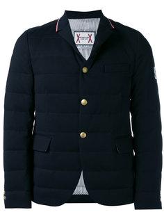 sport collar padded blazer  Moncler Gamme Bleu
