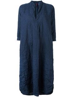 платье-туника с V-образным вырезом Daniela Gregis