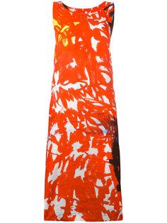 платье с цветочным принтом Daniela Gregis
