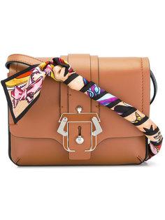 front flap shoulder bag Paula Cademartori