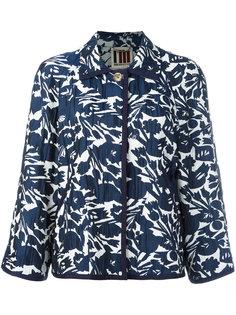 floral print jacket IM Isola Marras