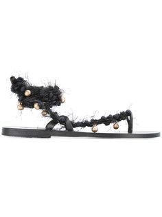 сандалии Braids & Beads Ancient Greek Sandals