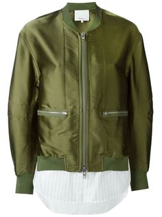 куртка-бомбер  3.1 Phillip Lim
