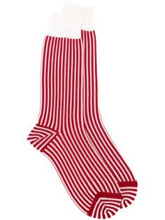 полосатые носки Haider Ackermann