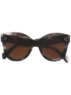 oversized sunglasses Céline Eyewear