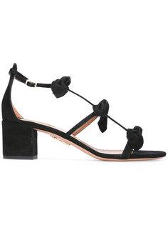 сандалии St. Tropez Aquazzura