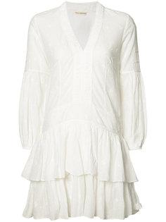 платье Jaclyn с V-образным вырезом Ulla Johnson