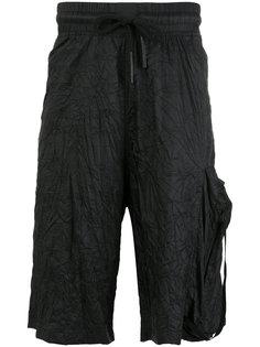 шорты с эластичным поясом Barbara I Gongini