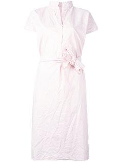 платье-рубашка с запахом Daniela Gregis