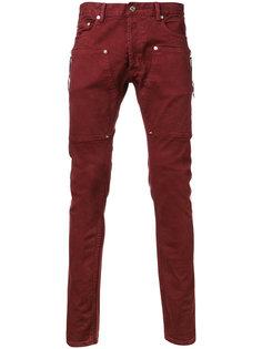 джинсы кроя скинни Mr. Completely