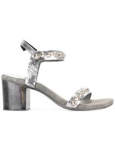 studded heel sandals Calleen Cordero