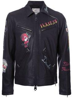 куртка на молнии  Maison Mihara Yasuhiro