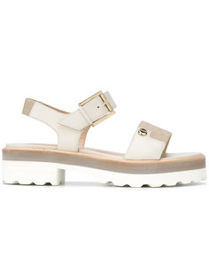 buckled sandals Fratelli Rossetti
