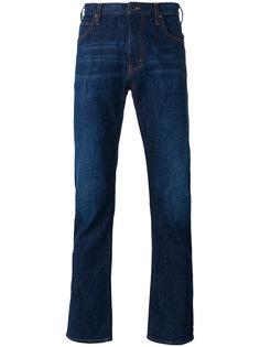 узкие джинсы Armani Jeans