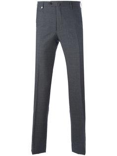 брюки прямого кроя Corneliani
