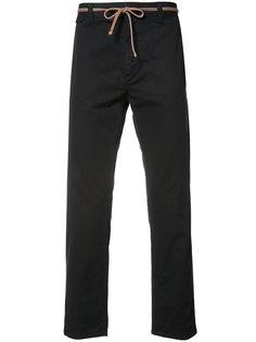 брюки прямого кроя Marc Jacobs