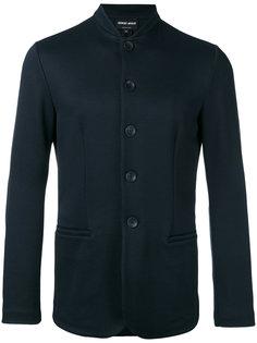 куртка на пуговицах Giorgio Armani