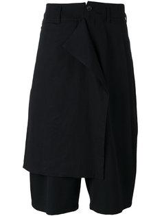 long bermuda shorts  Yohji Yamamoto