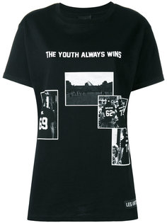 футболка The Youth Always Wins Les (Art)Ists