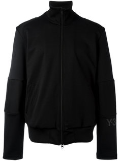 high neck zipped sweatshirt Y-3
