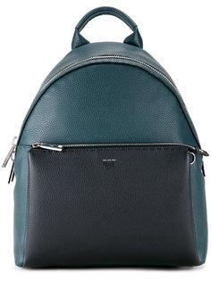 рюкзак с контрастным карманом Fendi