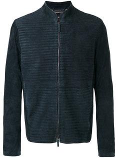 куртка на молнии Giorgio Armani