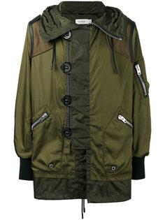 куртка в стиле милитари Snorkel Coach